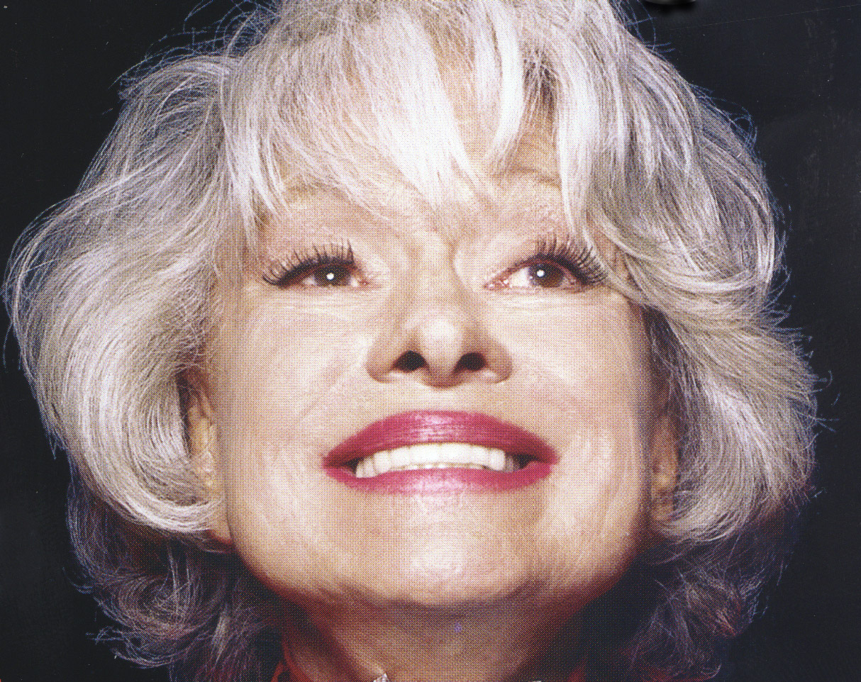 Carol Channing - Wallpaper Hot