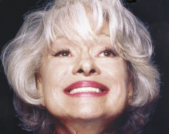 Carol Channing by Michael Davis
