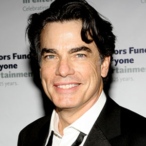 peter gallagher titanic
