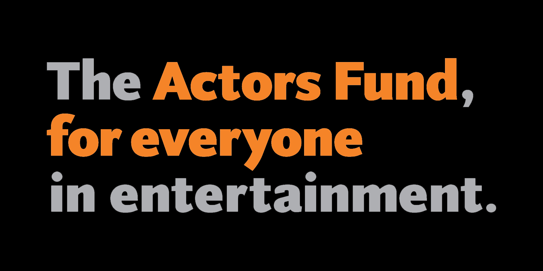 Actors Fund NY Office Here to Help Those Affected by Sandy | The ...