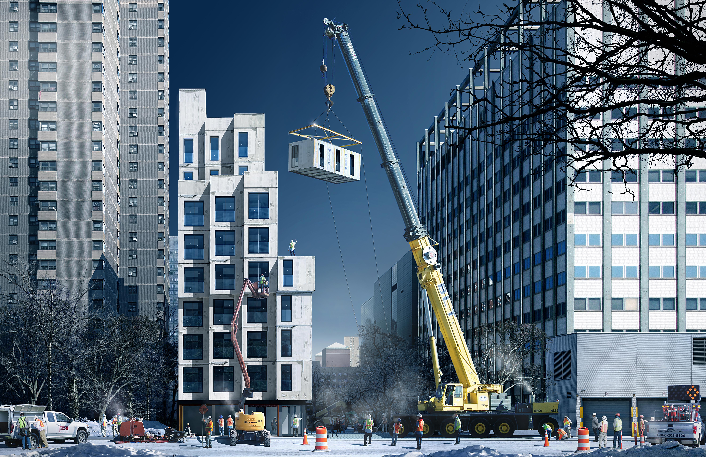 Adaptnyc mir rendering winter construction 130114